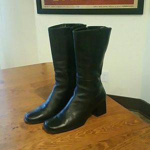 Easy Spirit Leather Boots